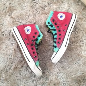 Converse Chuck Taylor Hi Double Upper Sneakers